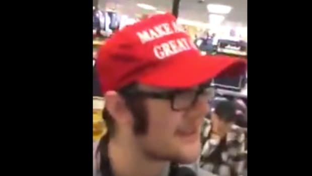 Student's Trump Hat Is Called 'Hate Language' (Video) Promo Image