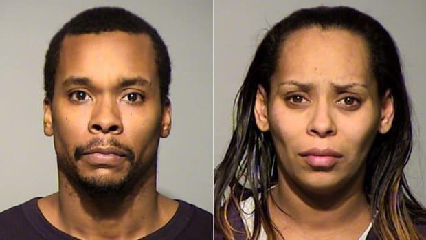 Couple Arrested After 3-Year-Old Dies Of Drug Overdose Promo Image