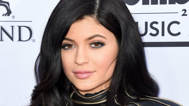 Kylie Jenner's Naked Smoking Picture Sparks Controversy (Photos) Promo Image