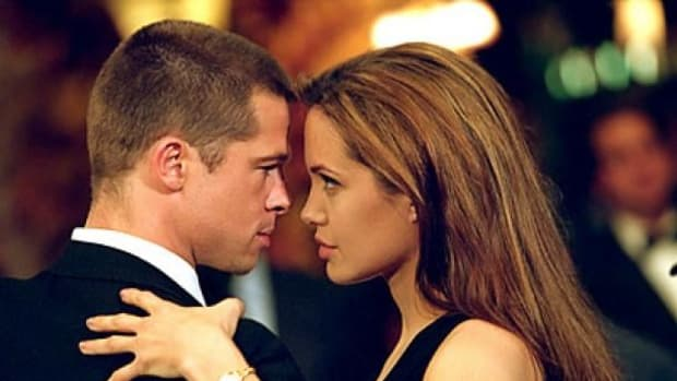 Angelina Jolie Allegedly Cancels Brad Pitt's Visit Promo Image