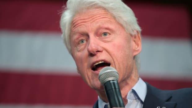 Bill Clinton Defends Clinton Foundation's Work Promo Image