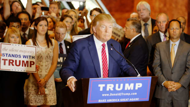 1,000 Women Ignore Christian Leaders, Slam Trump Promo Image