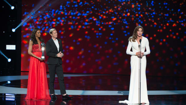 Caitlyn Jenner Confirms Gender Reassignment Surgery Promo Image