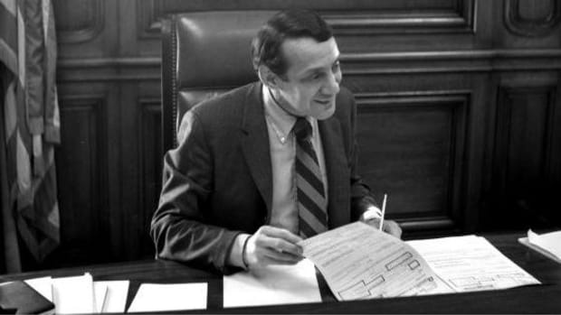Navy To Name Ship After Gay Rights Activist Harvey Milk Promo Image