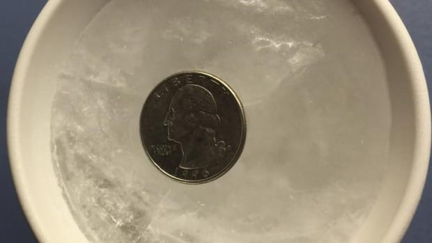 Frozen Quarter Tip For Hurricanes Goes Viral  Promo Image