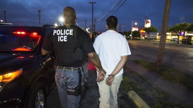 Judge Blocks Trump's Plan To Defund Sanctuary Cities Promo Image