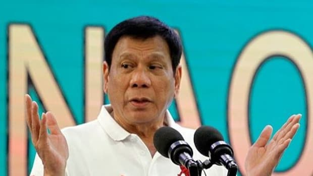 Philippines President Compares Himself To Hitler Promo Image