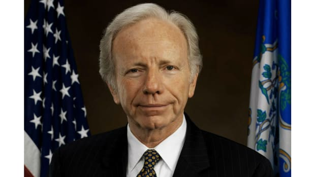 Report: Joe Lieberman Frontrunner For FBI Director Promo Image