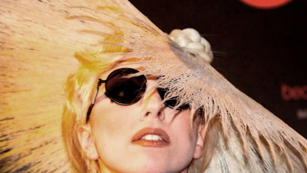 Lady Gaga Falls Apart After Super Bowl Performance (Photos) Promo Image