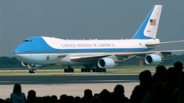 Was Trump Right About Air Force One's $4 Billion Cost? Promo Image