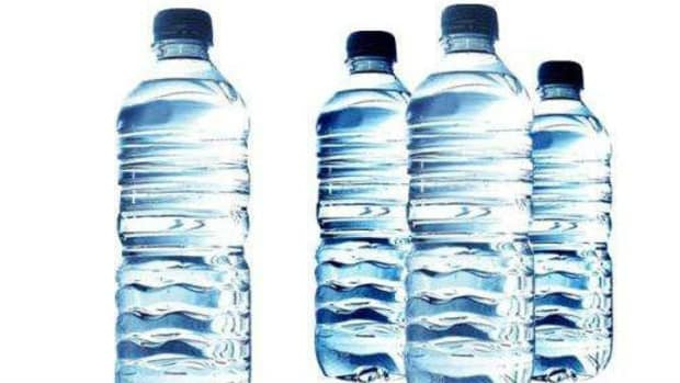 Many Brands Of Bottled Water Contain Fluoride Promo Image