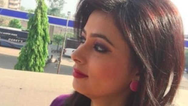 News Anchor Stays Calm Reporting Own Husband's Death (Video) Promo Image