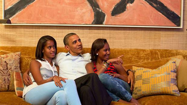 Malia Obama Pictured Near A Marijuana Bong (Photo) Promo Image