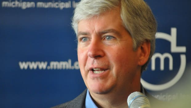 Michigan Governor Adds $1.5 Million To Flint Legal Fund Promo Image
