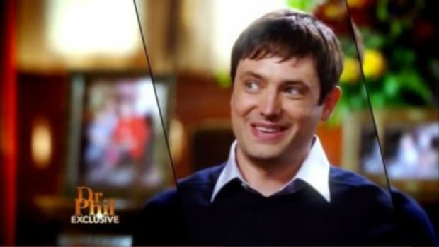 A Smiling Burke Ramsey Discusses The JonBenet Murder Promo Image