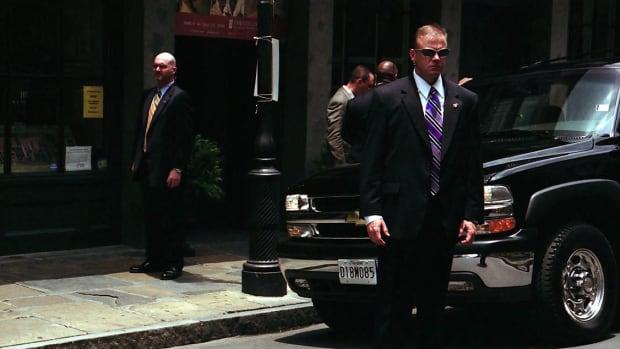Secret Service Talks To Trump About 2nd Amendment Remark Promo Image