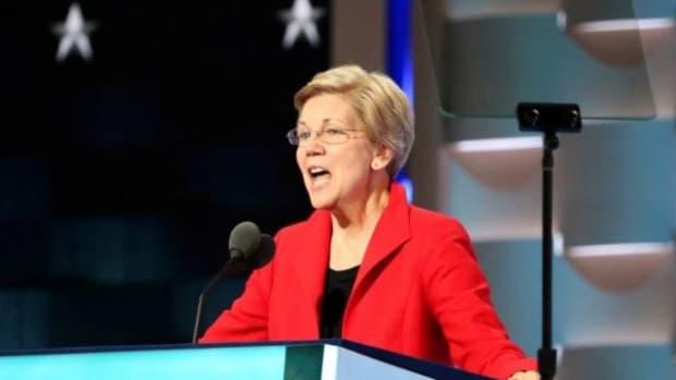 Elizabeth Warren Ready For Corporate Tax Reform Battle Promo Image