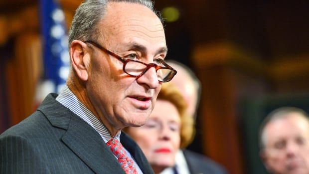 Senate Democrats Plan To Stall GOP Health Care Bill Promo Image