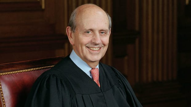 SCOTUS Justice Breyer Renews Death Penalty Opposition Promo Image
