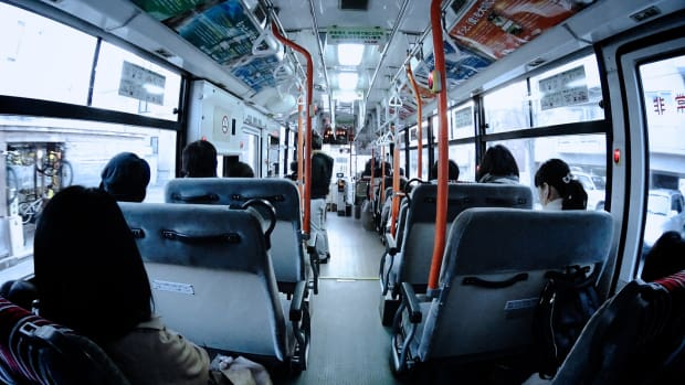 Man Slaps Woman On Bus After She Calls Him The N-Word (Video) Promo Image