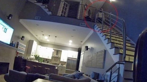 Intruder Watched Couple Sleeping In Their Home (Video) Promo Image