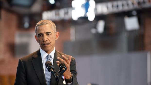 Trump Blames Obama For Guantanamo Bay Terrorists  Promo Image