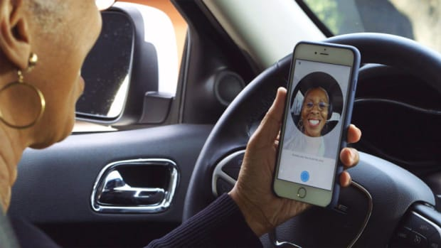 Uber Rolls Out 'Selfie Security' Feature Promo Image