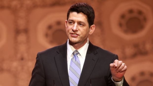 Paul Ryan Wants Clinton Blocked From Classified Hearings Promo Image