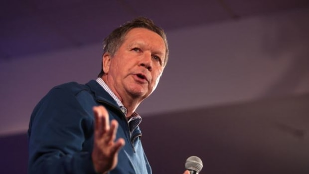 Kasich Vetoes Anti-Abortion Bill, Signs Another Promo Image
