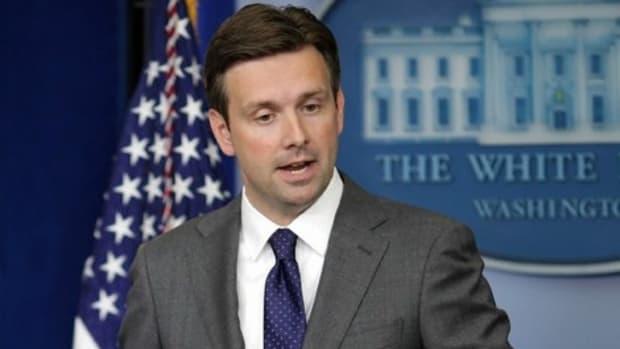 White House Will Neither 'Defend Nor Criticize' Comey Decision Promo Image