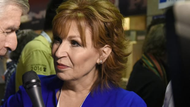 Joy Behar: The Trumps Don't Love Each Other (Video) Promo Image