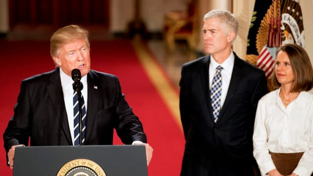 Gorsuch Ends First Term On Supreme Court Promo Image