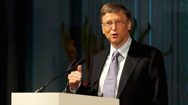 Bill Gates' Net Worth Hits Record $90 Billion Promo Image