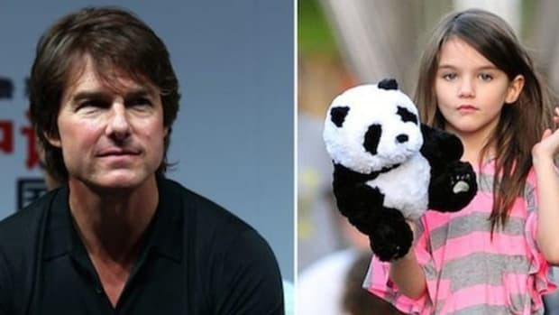 Sources: Tom Cruise Hasn't Seen Suri In Three Years Promo Image