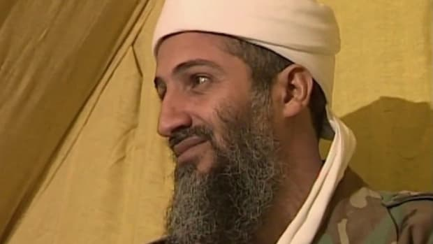 Osama Bin Laden's Son Vows Revenge Promo Image