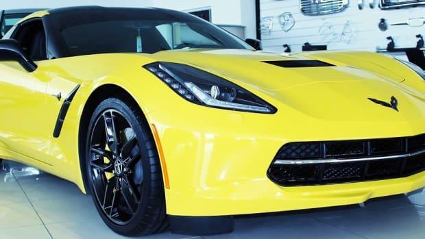 Man Crashes His Corvette Twice In Seven Minutes Promo Image