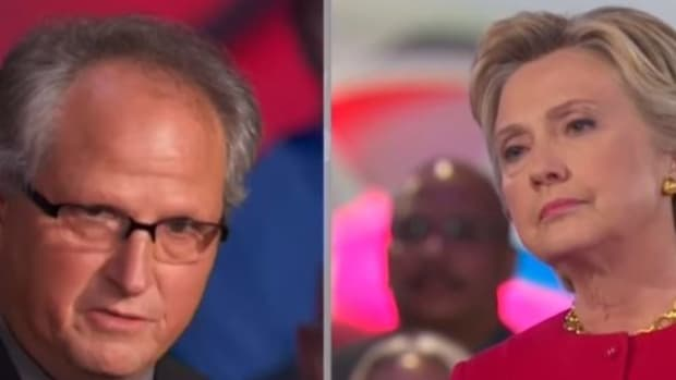 Vet To Clinton: I'd Be Jailed For Doing That (Video) Promo Image