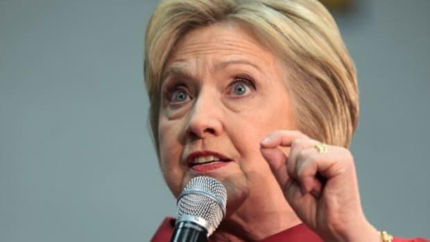 Washington Post Gives Clinton 'Four Pinocchios' For Lying Promo Image
