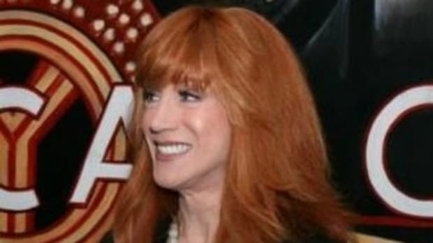 Kathy Griffin Says She's Not Sorry For Trump Picture (Photos) Promo Image