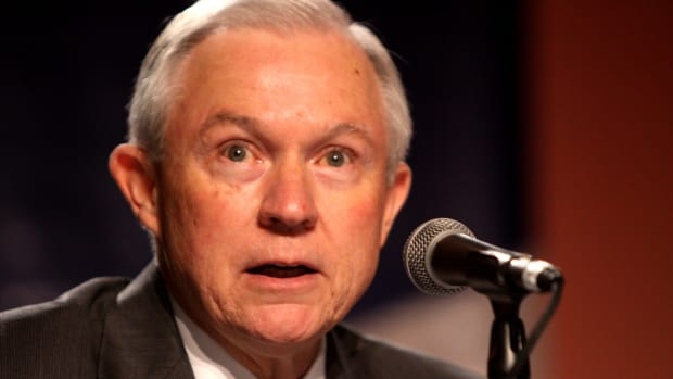 Justice Department: LGBT Not Protected By Civil Rights Promo Image