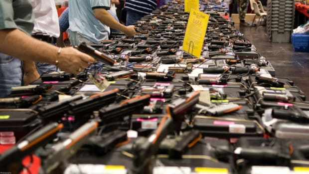 U.S. Virgin Islands Seizes Guns, Ammo Before Hurricane Promo Image