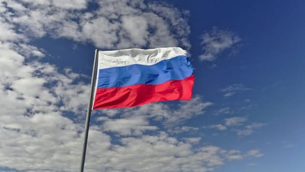 Russian Flag-Waving At CPAC  Promo Image
