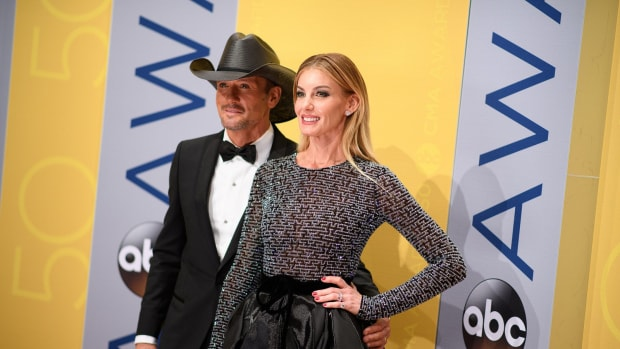 Tim McGraw and Faith Hill Want Common Sense Gun Control Promo Image