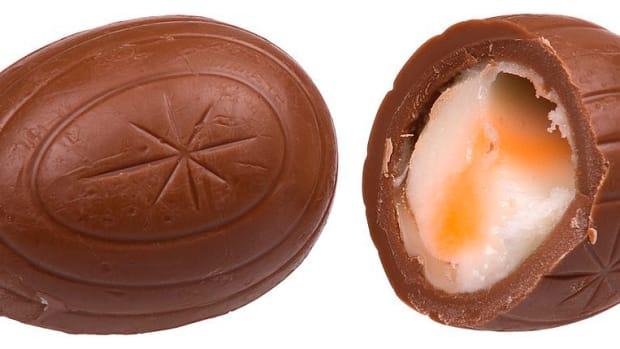 White Creme Eggs Worth Thousands Go On Sale Promo Image