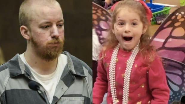 Starving 5-Year-Old Begs Dad For Food, What He Gave Her Instead Lands Him Decades In Prison Promo Image