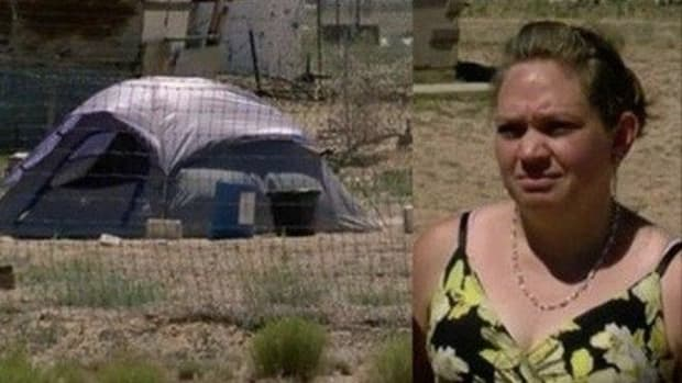 Tent Seen On Rural Property For Weeks, Cops Didn't Expect What Was Inside Promo Image