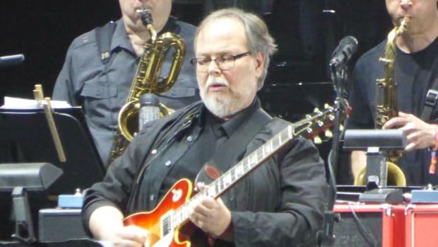 Steely Dan Guitarist Walter Becker Dies (Photos) Promo Image