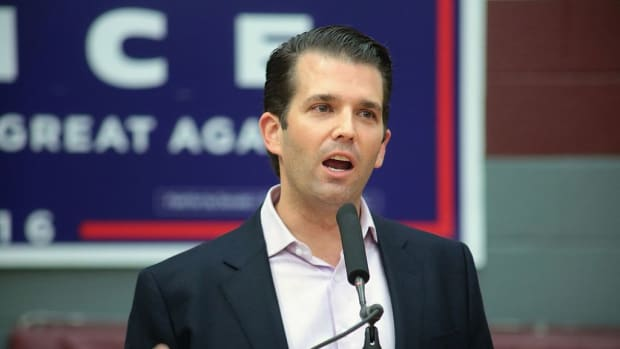 Trump Jr. Met With Russian Lawyer During 2016 Campaign Promo Image