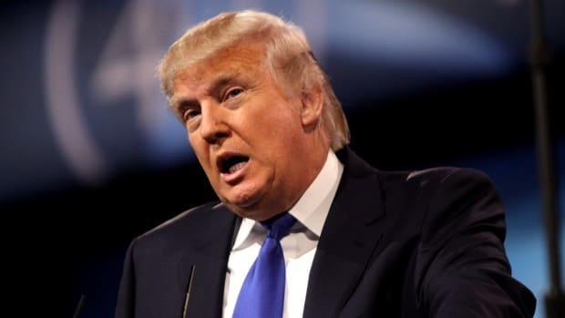 Trump Likes Odd Tweet On Orgies, Rape And North Korea Promo Image