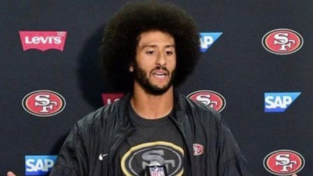 Colin Kaepernick Supporters Outraged After Discovering Who He Voted For On Election Night Promo Image